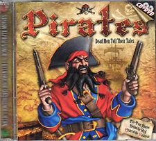 PIRATES: Dead Men Tell Their Tales! VIRTUAL MUSIC & SOUND EFFECTS CD + BONUS DVD