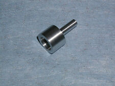 "SHAFT ADAPTER 1/4"" TO 1/2""  6061 ALUMINUM By ESG **HAVE THIS IN DAYS-NOT WEEKS**"