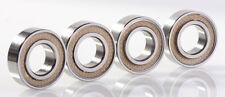8x16x5mm Ball Bearings 4pc - 688 2TS Bearings - PTFE Sealed 688 Bearings