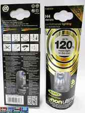 Xenon Ultima 120% H4 12V 60/55W Car Headlight Bulbs Upgrade 472 Better vision x2