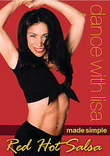 Dance With Lisa - Red Hot Salsa (DVD, 2005)