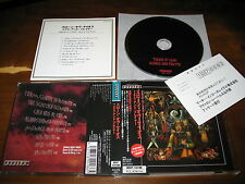 Throne of Chaos / Menace and Prayer JAPAN+2 Thy Serpent Children of Bodom A