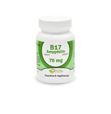 Vitamin B17(70 mg/tbl), 100 pcs tablets, amygdalin