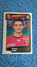 Panini Football Foot 2005 Rennes Stade Rennais 319 Alexander Frei