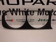 08-14 Dodge Challenger New Headlamp Bezel Right Side Black Mopar Factory Oem