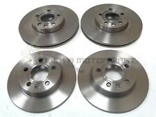 Ford Galaxy 2001-2006 Front /& Rear Discs And Pads 1.9 Tdi 2.0 2.3