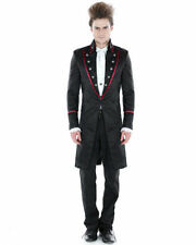 Button Collared Other Long Coats & Jackets for Men