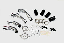 A6 2.7L Allroad Audi RS4 S4 B5 Turbo Inlet Pipes BLACK K04