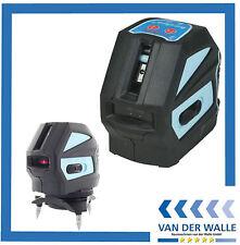 hedue® Linienlaser L1 selbstnivellierend Baulaser L216 mit magnet. Uni-Halterung