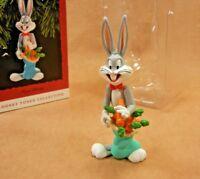 Hallmark Keepsake Ornaments Bugs Bunny Looney Tunes Collection