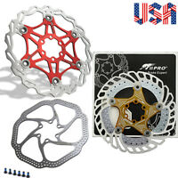 140/160/180/203mm MTB Bike Floating Disc Brake Rotor 6 Bolts Disc Rotor Caliper