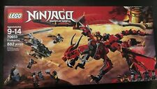 NINJAGO LEGO SET #70653 : FIRSTBOURNE -Ages 9-14  882 Pieces!  Brand New Sealed