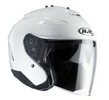 casco HJC IS33 II Blanc/WHITE taglia XS