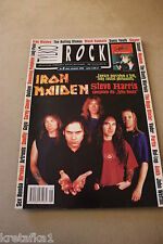 Tylko Rock 8/1998 Iron Maiden, Genesis, Nirvana, The Rolling Stones, Samael