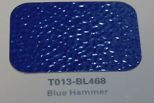 Blue Hammer Powder Coating 1 Lb