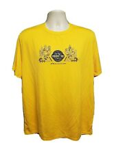 New Balance Nyrr Manhattan 7 Mile Adult Yellow Xl Jersey