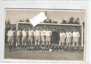 Kladno ? Fußballmannschaft   alte Fotokarte