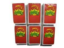 Apples to Apples Card Game Replacement Factory Sealed Cards 6 Packs New 8H