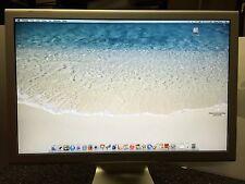 " Apple 20"" Cinema Display (LCD; DVI) A1021 M9177 'B' grade good condition +65w"