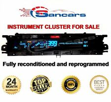 Renault Scenic 2 Instrument Cluster with Fully Reconditioned P8200 704 463 A