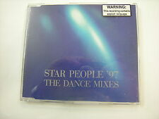 GEORGE MICHAEL - STAR PEOPLE '97 THE DANCE MIXES - CD SINGLE NEW 1997 AUSTRALIA