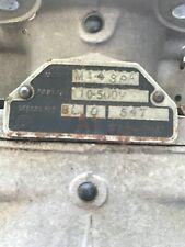 New listing 10-5009 Aircraft Carburetor Marvel Schebler M4.4 Spa