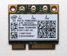 Intel Centrino Ultimate N 6300 WiFi IBM Lenovo HP Wireless Card 633ANHMW 60Y3233