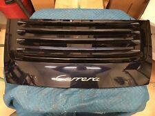 2005 - 2012 Porsche 911 997 Carrera Rear Deck Lid Spoiler Wing Engine Cover Blue