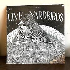 Live Yardbirds by The Yardbirds w/ Jimmy Page Epic Vinyl Records