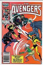Avengers #271 Marvel Comics 1986 VF