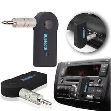 Ricevitore Adattatore Jack 3.5 mm Vivavoce Bluetooth V3.0 Auto Aux Stereo Audio