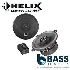 "Helix E 5X.2 - 5.25"" 130mm 300 Watts 2 Way coaxial System Car Van Speakers"