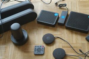Logitech Rally Plus Kit für Videokonferenzen - Schwarz (960-001224) defekt