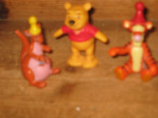 DISNEY WINNIE POOH HUNDRED ACRE WOOD ROO KANGRA TIGER cappelli di partito Set playfigure