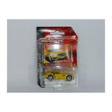 MAJORETTE 212052792 Mercedes Amg Gt Giallo - Premium Auto 1:64 3 pollici NUOVO