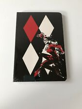 Loot Crate Harley Quinn Notebook 80 Page Journal