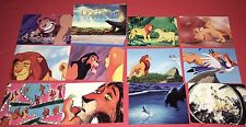 1994 Disney The Lion King Series 2 (80) #91-170 Card Trading Set By Skybox