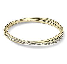 Michael Kors Bracelet Crystallized Criss Cross Bangle NEW $165