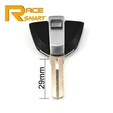 Uncut For BMW R1200GS S1000RR F800GS Keys Blade Blank Key Ignition Replacement