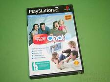 EyeToy Chat Light Sony PlayStation 2 PS2 Software - SCEE
