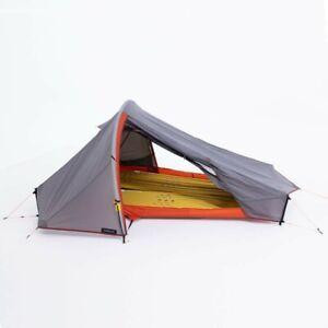 Trekking Tunnel Tent Trek 900 Ultralight 2 Person Outdoor Hiking Waterproof Tent