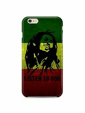 Jamaica Flag Bob Marley iPhone 4S 5S 5c 6s 7 8 X XS Max XR 11 Pro Plus Case ip1