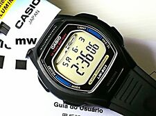Casio Ladies Boys Kid's Sport Resin Band Digital Watch LW201 LW-201 LW-201-2A