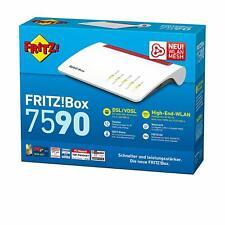 AVM FRITZ!Box 7590 WLAN AC N VDSL-/ADSL Router (20002784)