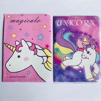 UNICORN Childrens Kids Passport Cover Holder Protector for Boys and Girls
