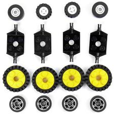 Lego 6157 Wheel Holders with a Selection of 50944 Wheels & Others