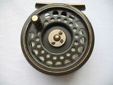 Hardy Golden Prince 5/6 Fly Reel with Original Carry Case and Dry Fly Line