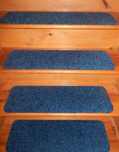 100% FLEXIBLE Vinyl Outdoor -  Indoor Stair Treads Peel & Stick Choice Step