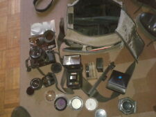 OLYMPUS OM2 SPOT/PROGRAM SLR with ZUIKO 50mm LENS+28/70 ZOOM+FLASH&MANY EXTRAS