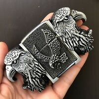 New Eagle Belt Buckle Rodeo American Western 3d Silver Best Quality Cowboy